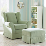 Best Chairs, Inc.® Glider or Ottoman