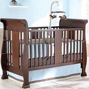 Savanna Bella Baby Furniture Collection - Espresso