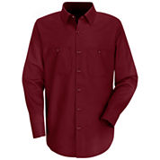 Red Kap® Industrial Solid Work Shirt