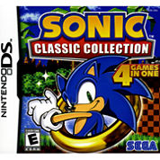 Nintendo® DS™ Sonic Classic Collection