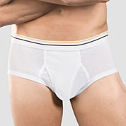 Stafford® 6-pk. Cotton Low-Rise Briefs