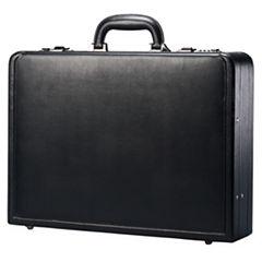 Samsonite® Bonded Leather Attache Business Case