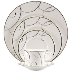 Nikko® Elegant Swirl China Dinnerware Collection