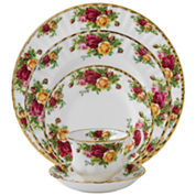 Royal Albert® Old Country Roses 5-pc. Place Setting
