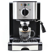 Capresso® Pump Espresso and Cappuccino Machine