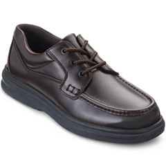 Hush Puppies® Gus Mens Moc-Toe Oxford Shoes