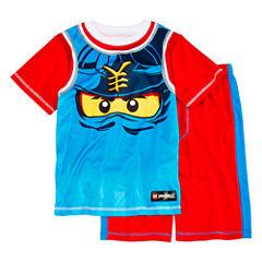 Lego Ninjago 2-pc. Pajama Short Set - Boys 4-12