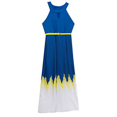 Rare Editions Maxi Dress - Big Kid Girls
