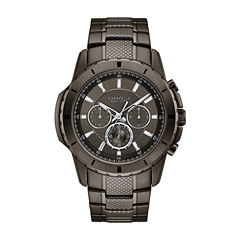 Caravelle New York Mens Gray Bracelet Watch-45a139