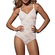 Bali® Shapewear Lace N' Smooth® Body Briefer - 8L10