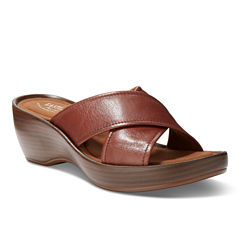 Eastland Candice Womens Slide Sandals