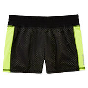 Reebok® Studio Shorts - Girls 7-16