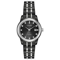 Citizen Womens Black Bracelet Watch-Ew2398-58e