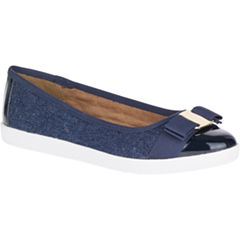 Soft Style by Hush Puppies Faeth Womens Ballet Flats
