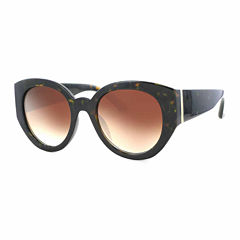 Glance Full Frame Butterfly UV Protection Sunglasses-Womens