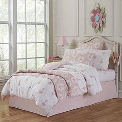 Lullaby Bedding Ballerina Duvet Cover Set