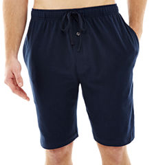 Stafford® Knit Pajama Shorts – Big & Tall
