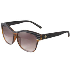 Adrienne Vittadini   Full Frame Cat Eye Sunglasses