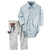 Carter's Boys Pant Set-Baby