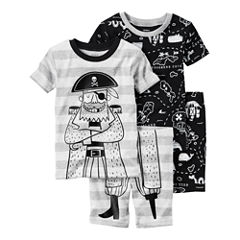 Carter's 4 Piece Pajama Set-Toddler Boys