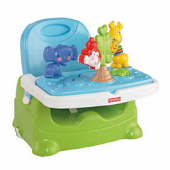 Fisher Price Discover and Grow Busy Baby Booster Seat