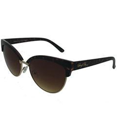 Marilyn Monroe Half Frame Cat Eye UV Protection Sunglasses