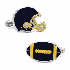Varsity Football and Helmet Cuff Links