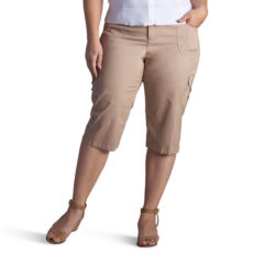 Lee Plus Size Capris & Crops for Women - JCPenney
