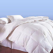 White Goose Feather and Down Comforter
