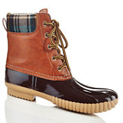 Henry Ferrera Duck Boots