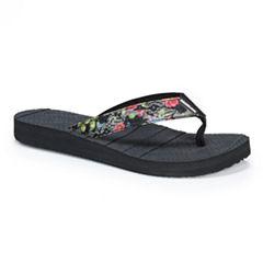 Muk Luks® Emma Flip Flops