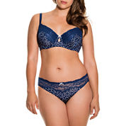 Dorina Adele Unlined Underwire Bra and Brief Panty