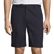 City Streets Cotton Chino Shorts
