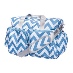 cute designer diaper bags 1ecp  Trend Lab庐 Chevron Deluxe Duffel Diaper Bag