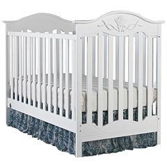 Fisher-Price Charlotte Convertible Crib - White