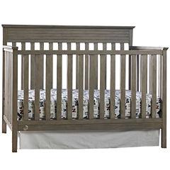 Fisher-Price Newbury Convertible Crib - Antique Gray