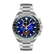 Seiko Prospex Mens Two Tone Bracelet Watch-Ssc549