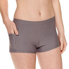 Splashletics Solid Swim Shorts