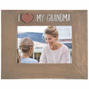 Burnes of Boston® I Love My Grandma Picture Frame