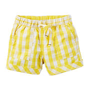 Carter's® Woven Shorts - Preschool Girls 4-6x