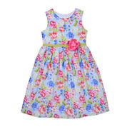 Marmelatta Floral Dress - Girls 7-16
