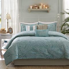 Madison Park Seaside 7-pc. Comforter Set