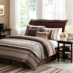 Madison Park Dartmouth 5-pc. Quilt Set