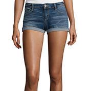 Arizona Roll Cuff Denim Shorts