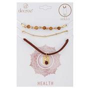 Decree Womens Ankle Bracelet
