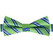 IZOD Stripe Bow Tie