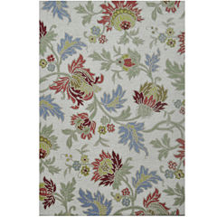 JCPenney Home™ Jacobean Wool Rectangular Rugs