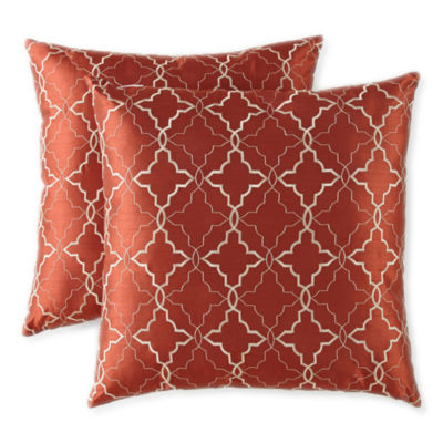 Exceptional JCPenney Home™ Ogee 2 Pack Decorative Pillows