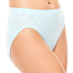 Bali® Comfort Revolution® Damask High-Cut Panties - 303J