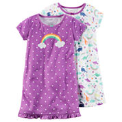Carter's Girls 2-pc. Layette Set-Preschool